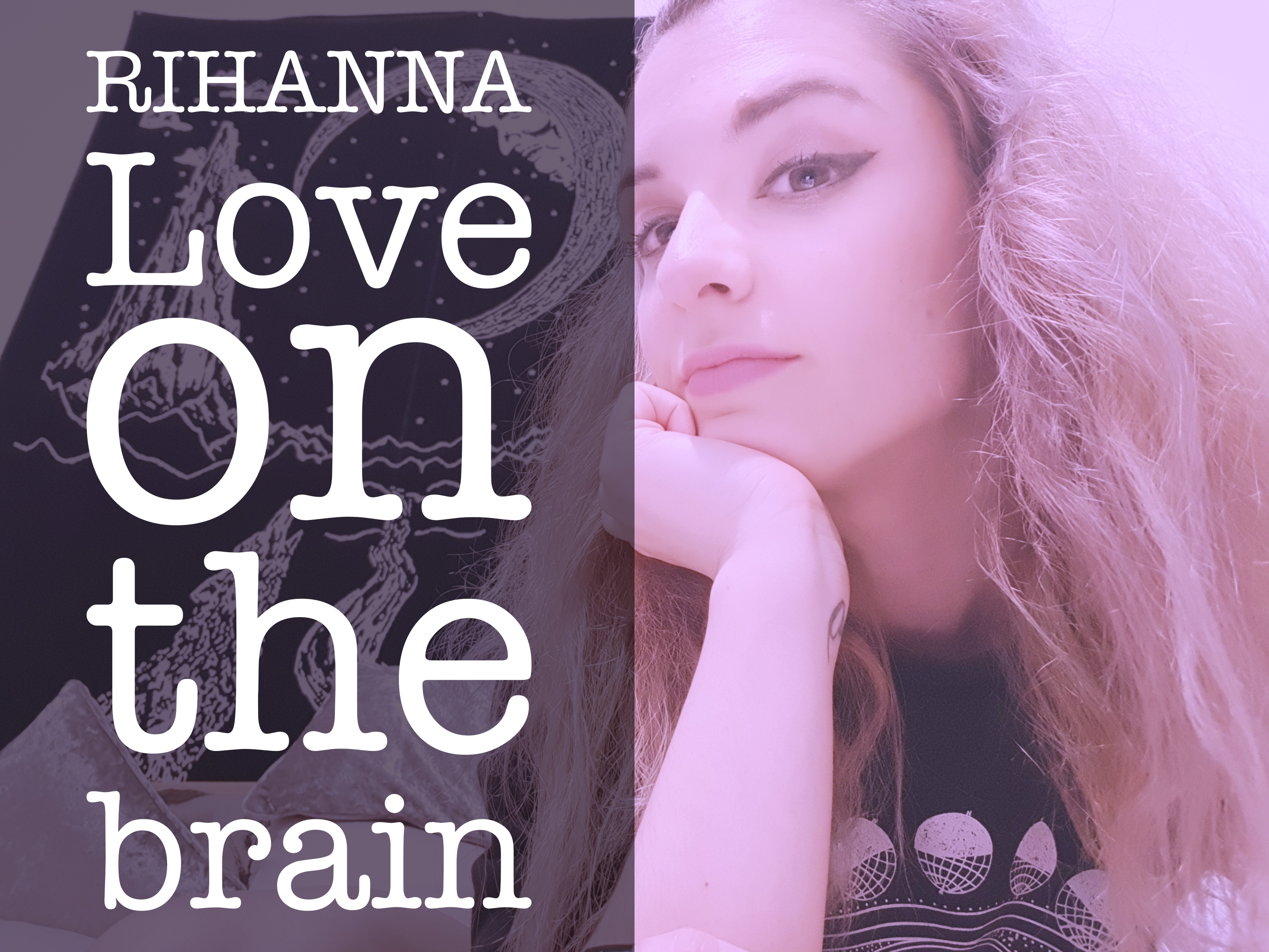 Love on the brain cover