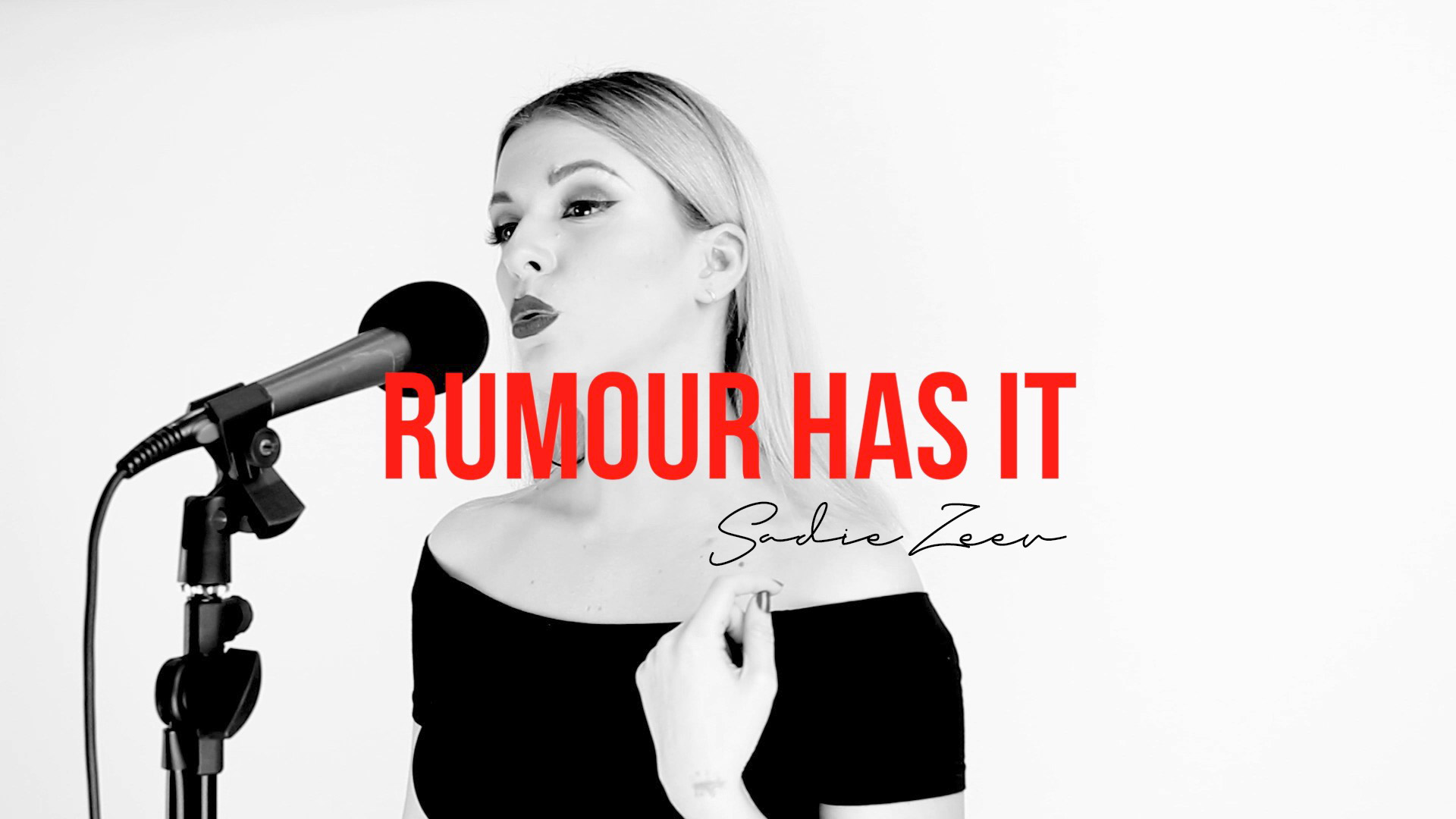 COVER | Rumour has it
